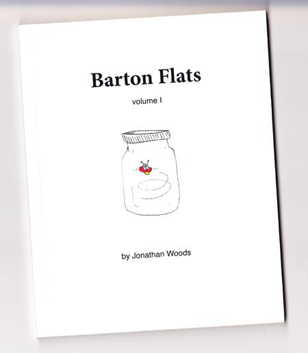 Barton Flats vol I cover